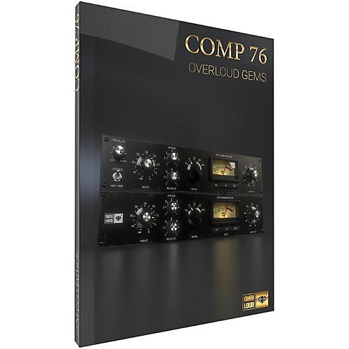 Overloud Comp76 Compressor Plug-in