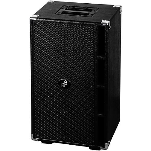 Phil Jones Bass Compact 8 800W 8x5 Bass Speaker Cabinet-thumbnail