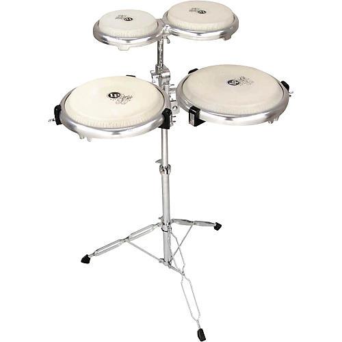 LP Compact Conga Bongo Set
