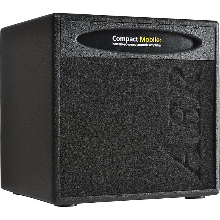 AERCompact Mobile CPM-AKKU Acoustic Guitar Combo AmpBlack