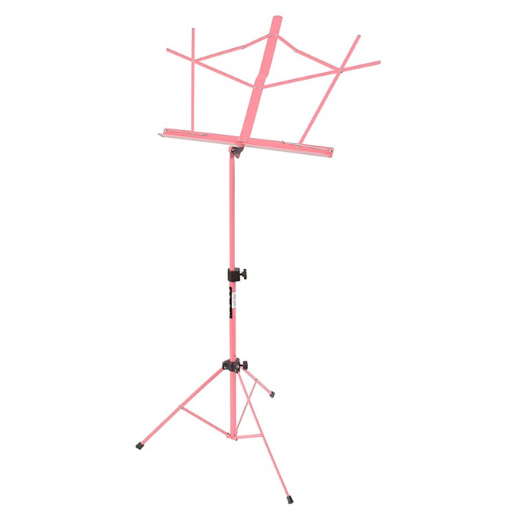 On-Stage Stands Compact Sheet Music Stand Purple