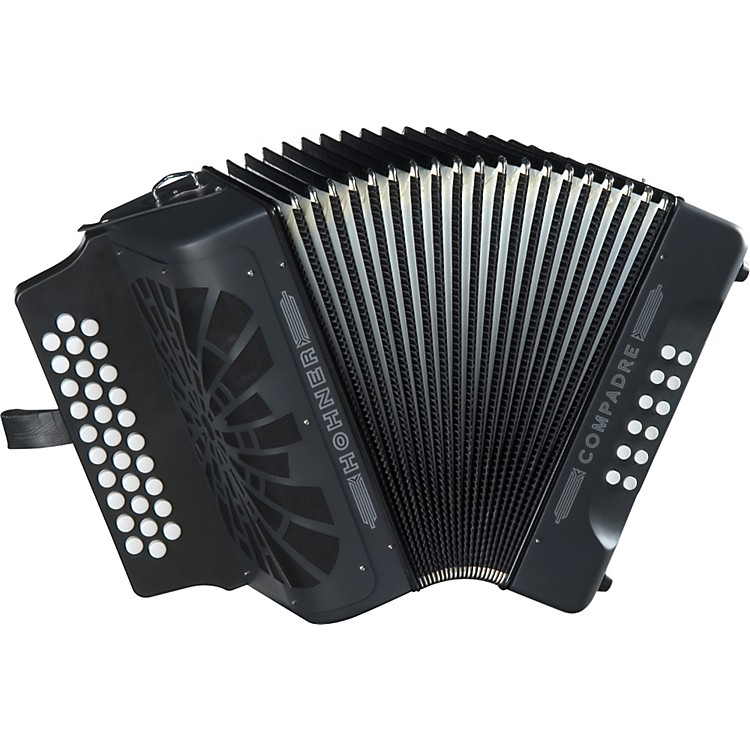 Hohner Compadre EAD Accordion Black