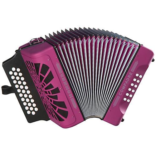 hohner compadre gcf accordion violet musician 39 s friend