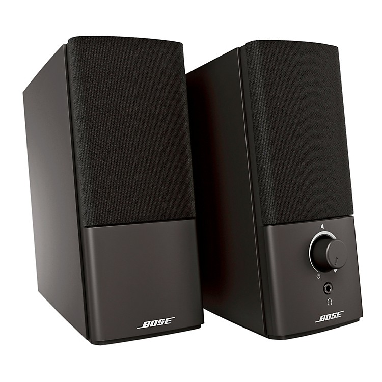 BoseCompanion 2 Series III Multimedia Speaker SystemBlack