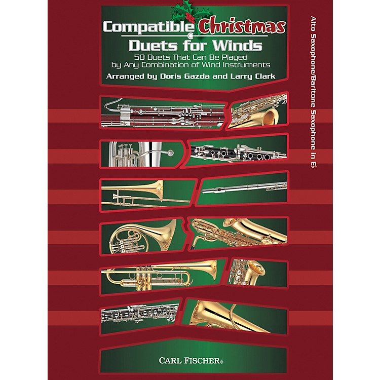 Carl FischerCompatible Christmas Duets for Winds: