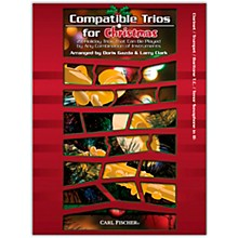 Carl Fischer Compatible Trios For Christmas – Clarinet/Trumpet