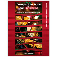 Carl Fischer Compatible Trios For Christmas – Trombone, Bassoon, Clarient and Bass