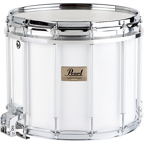 Pearl Competitor High-Tension Marching Snare Drum Midnight Black 13 x 11 in. High Tension