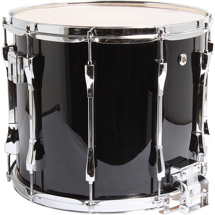 Pearl Competitor Traditional Snare Drum 14X12 Midnight Black