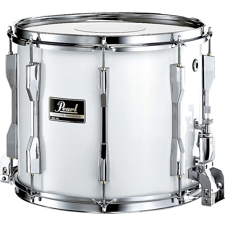 Pearl Competitor Traditional Snare Drum 14x12 Inch White