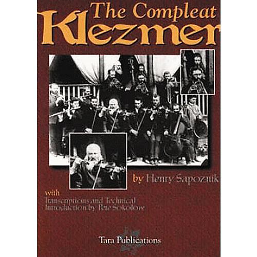 Tara Publications Compleat Klezmer (Book/Cassette)