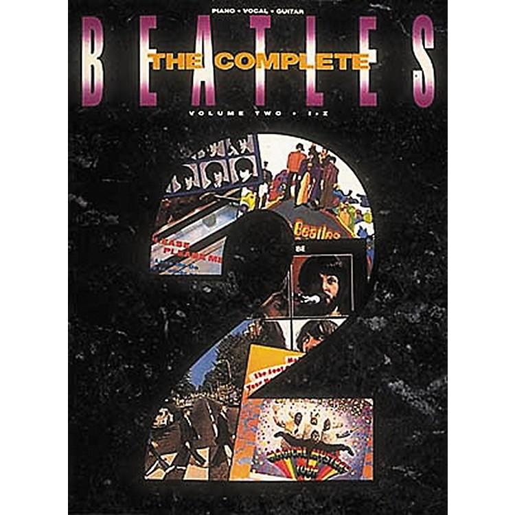 Hal LeonardComplete Beatles Volume 2 Piano, Vocal, Guitar Songbook