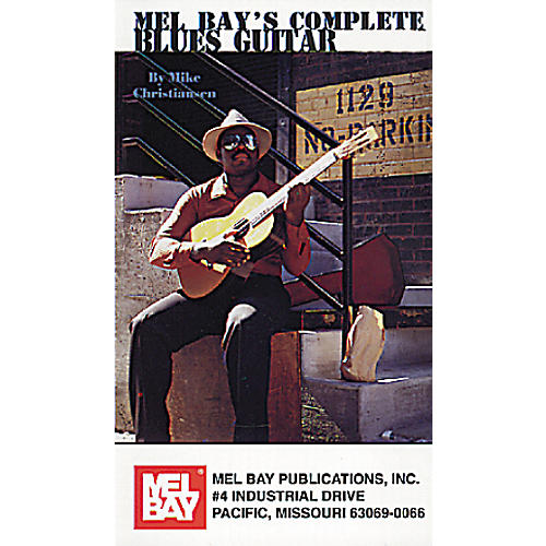Mel Bay Complete Blues Guitar Video