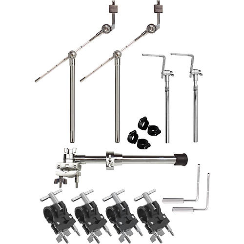 Gibraltar Complete Electronic Drum Kit Rack Accessory Pack-thumbnail