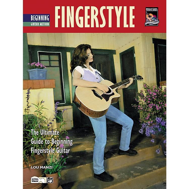 AlfredComplete Fingerstyle Guitar Method Beginning Fingerstyle Guitar