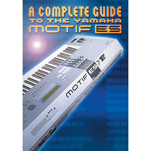 Keyfax Complete Guide to the Motif ES DVD Series DVD Written by Various-thumbnail