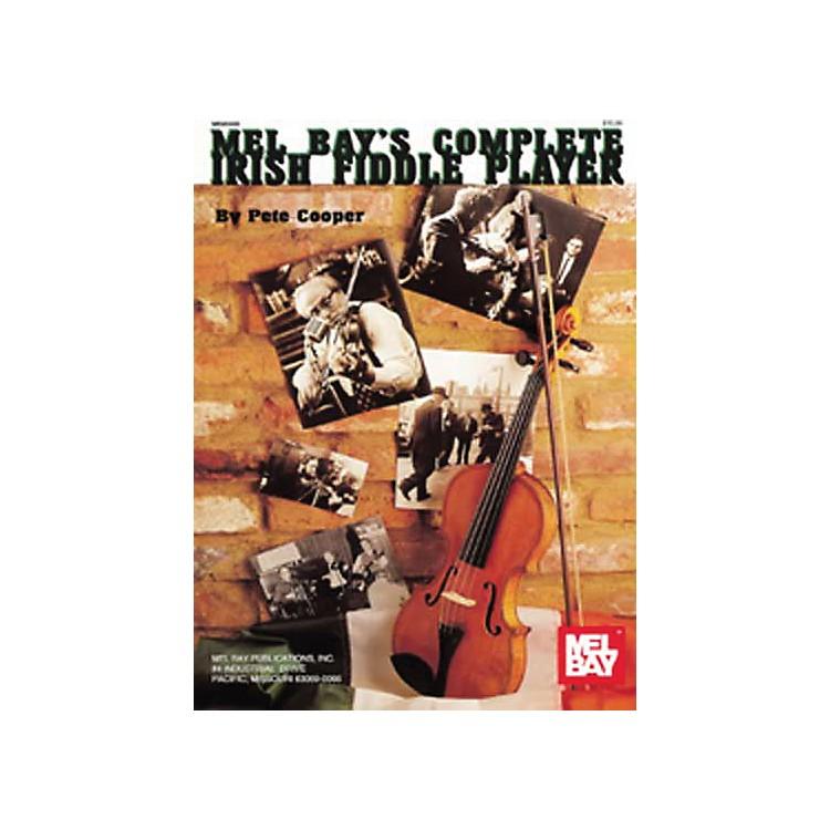Mel BayComplete Irish Fiddle PlayerBook