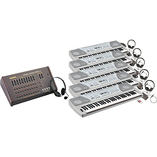 Suzuki Complete Keyboard Lab for 5 Students-thumbnail