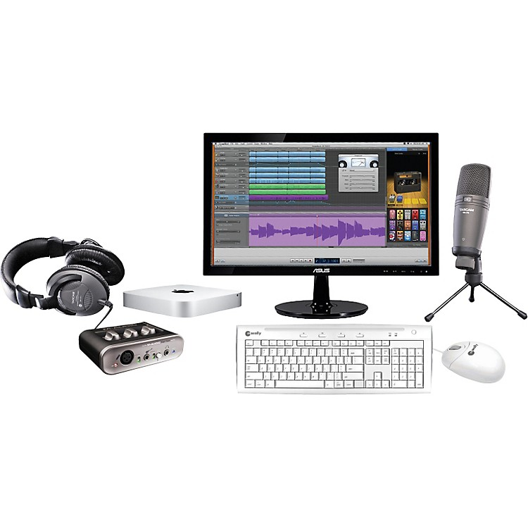 AppleComplete Mac mini Recording Studio 2011