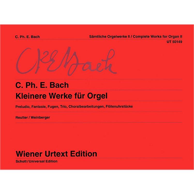 Carl FischerComplete Organ Works Vol.2 (Book)