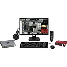 Apple Complete Recording Studio with Mac Mini v7 (MGEM2LL/A)
