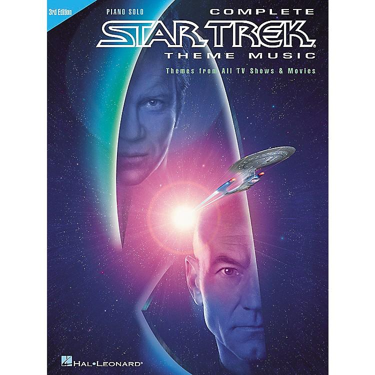 Hal LeonardComplete Star Trek Theme Music