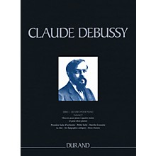 Editions Durand Complete Works - Series 1, Volume 9 CRITICAL EDITIONS Series Softcover Composed by Claude Debussy