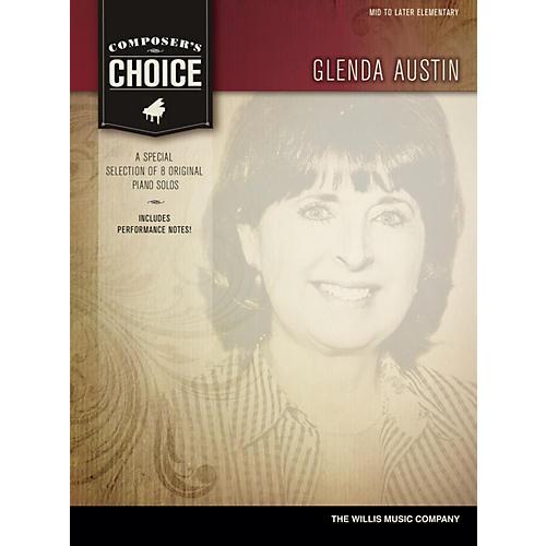 Willis Music Composer's Choice - Glenda Austin Willis Series Book by Glenda Austin (Level Mid to Late Elem)-thumbnail