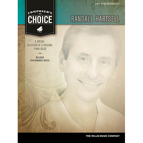 Willis Music Composer's Choice - Randall Hartsell (Early to Mid-Inter Level) Willis Series by Randall Hartsell-thumbnail