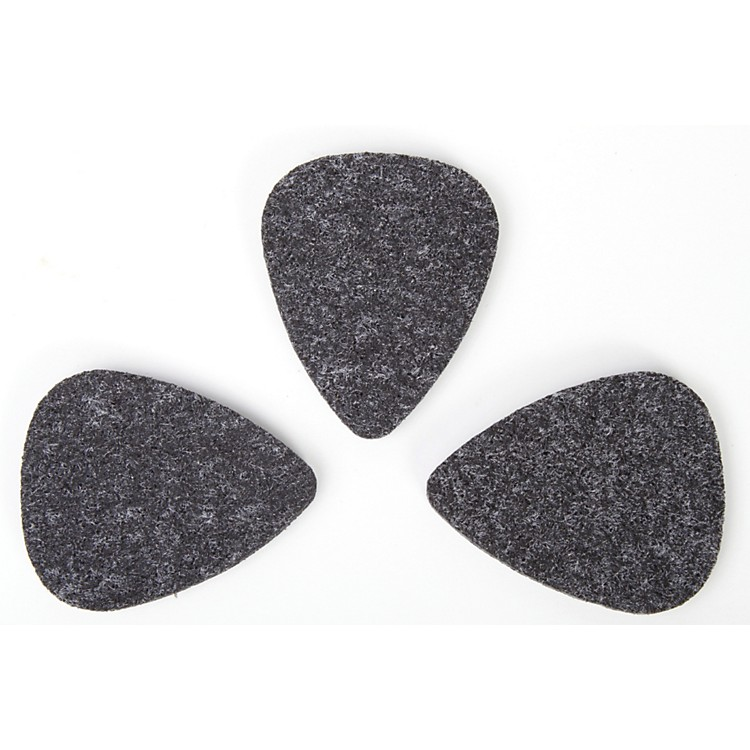 Mick's Picks Composite Felt Pick 3-Pack 2.5mm