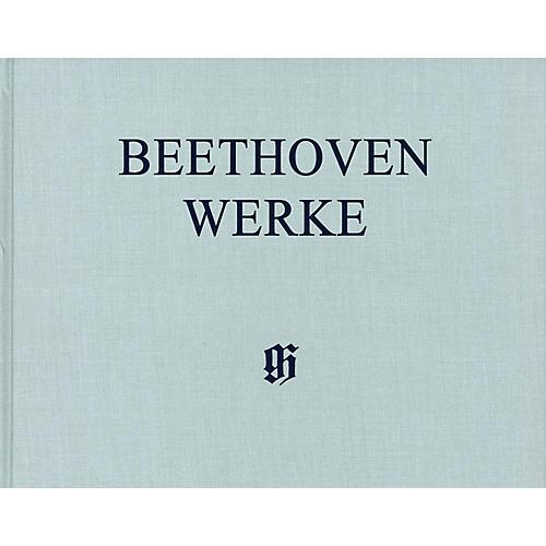 G. Henle Verlag Composition Studies: Haydn, Albrechtsberter and Salieri Henle Edition Hardcover by Beethoven Edited by Ronge-thumbnail