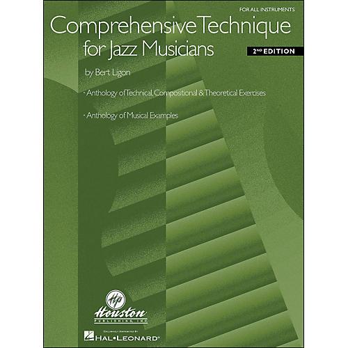Hal Leonard Comprehensive Technique for Jazz Musicians