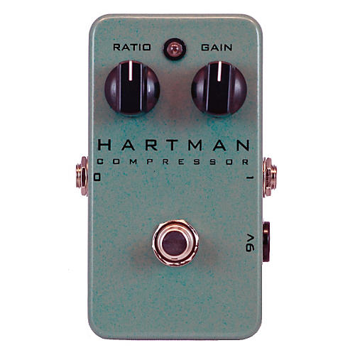 Hartman Electronics Compressor Guitar Effects Pedal