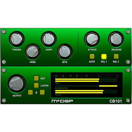 McDSP CompressorBank Native v6