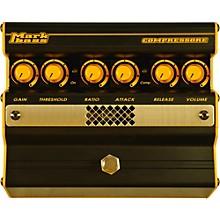 Markbass Compressore Tube Bass Compressor Pedal Level 2  190839051721