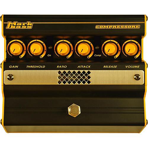 Markbass Compressore Tube Bass Compressor Pedal-thumbnail