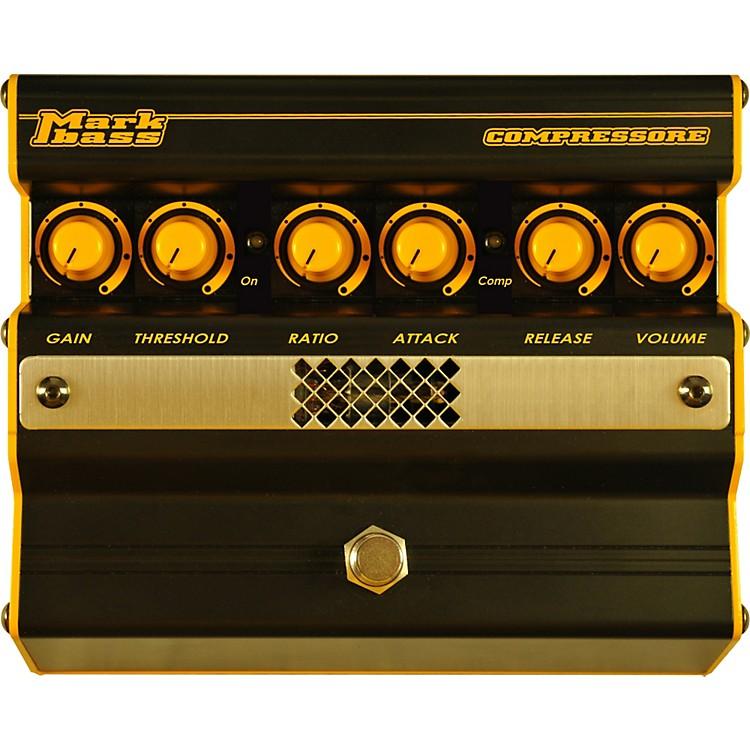 MarkbassCompressore Tube Bass Compressor Pedal