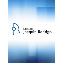 Schott Con Antonio Machado Schott Series Softcover Composed by Joaquin Rodrigo