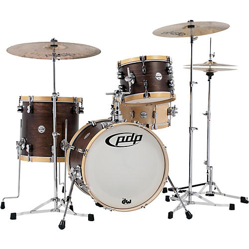 PDP by DW Concept Classic 3-Piece Bop Shell Pack-thumbnail