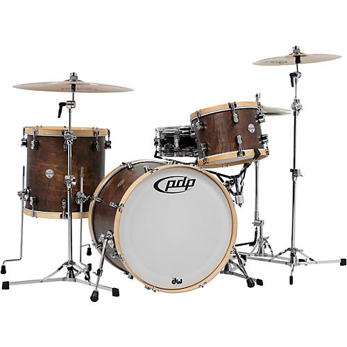 PDP by DW Concept Classic 3-Piece Shell Pack with 22 in. Kick-thumbnail