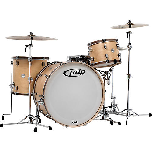 PDP by DW Concept Classic 3-Piece Shell Pack with 26 in. Bass Drum-thumbnail