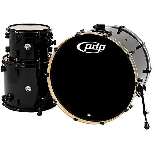 PDP by DW Concept Maple 3-Piece Shell Pack with 24