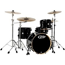 PDP by DW Concept Maple 4-Piece Shell Pack Pearlescent Black