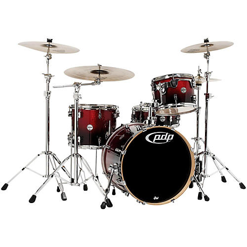 PDP by DW Concept Maple 4-Piece Shell Pack-thumbnail