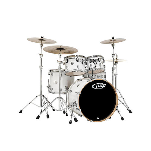 PDP Concept Maple by DW 5-Piece Shell Pack Pearlescent White