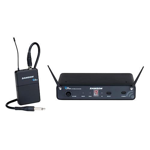 Samson Concert 88 Wireless Guitar System-thumbnail