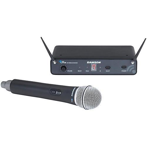 Samson Concert 88 Wireless Handheld System with Q7 Handheld Dynamic Microphone