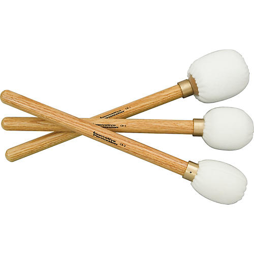 Innovative Percussion Concert Bass Drum Mallet Cb-3 (Medium/Medium)