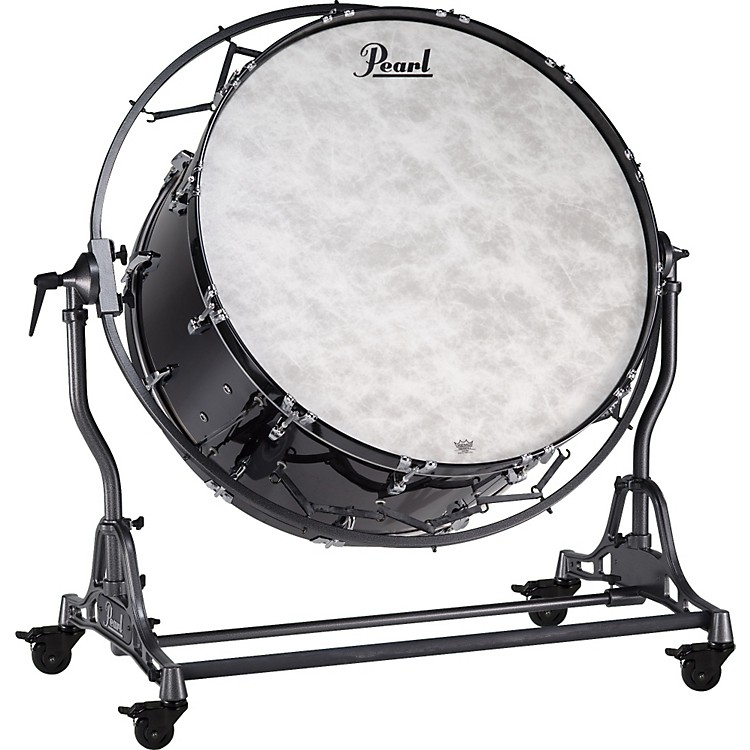 Pearl Concert Bass Drum with STBD Suspended Stand 36X18