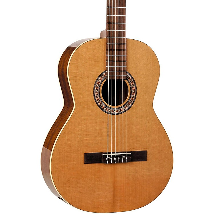 La Patrie Concert Classical Guitar Natural